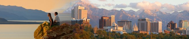 Salt Lake City Utah Visitor Information An indepth guide to – Salt Lake City Tourist Attractions Map